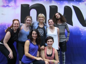 One of the best Contemporary choreographers and teachers there is.  Dance REVolution Crew with Stacey Tookey