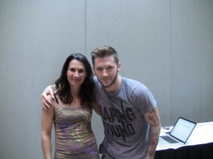 The phenomenal Travis Wall!!