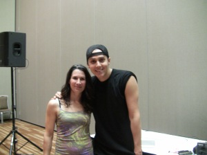 Will had such a great energy!!  Loved his teaching style and choreography!